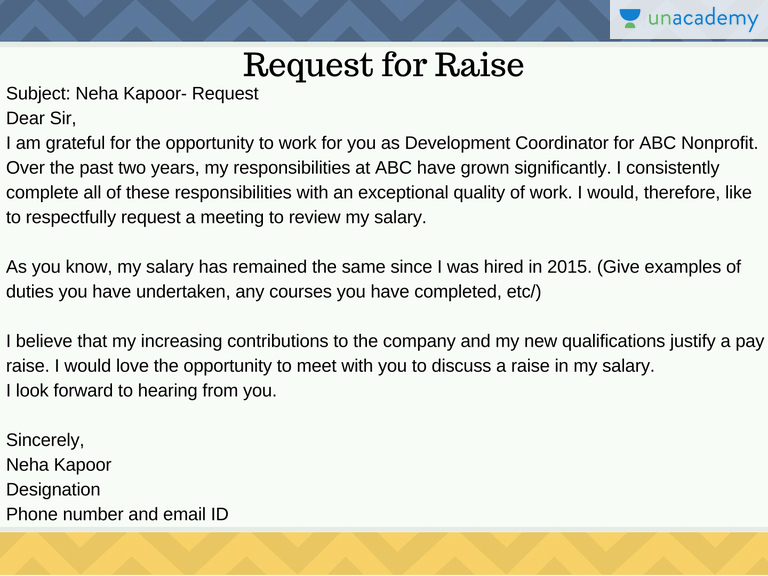 request for a raise bank letter ask - How To Ask For A Raise At Work How To Request A Raise