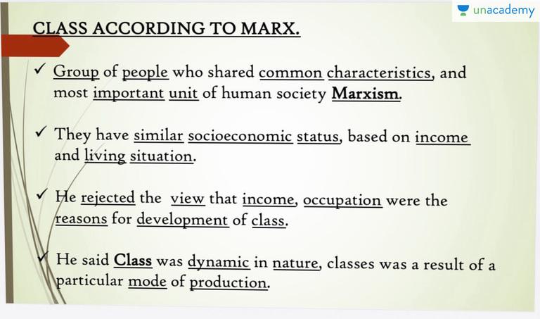 Understanding Marx: Class Struggle