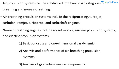 Factors Affecting Thrust for GATE Aerospace  | Aircraft Propulsion