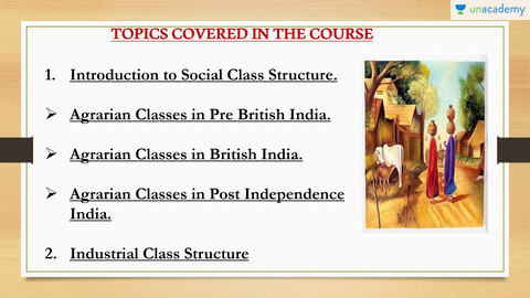 india social class structure