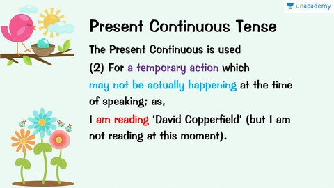 Simple Present or Present ProgressiveContinuous Exercise