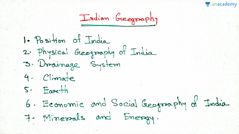 social geography of india