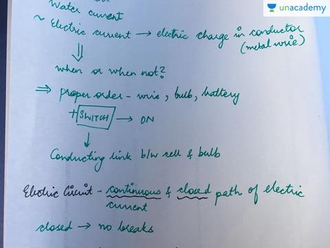(Hindi) Class 10 Physics - Electricity