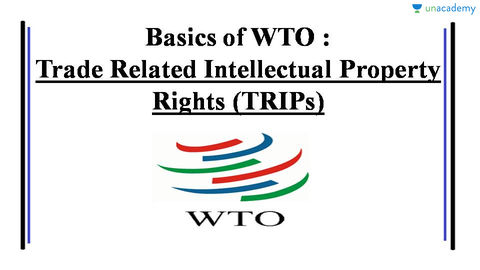 Trade Related Intellectual Property Rights In Hindi