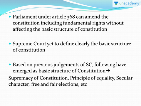 constitutional supremacy definition