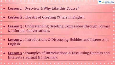 Mastering Everyday Conversational English