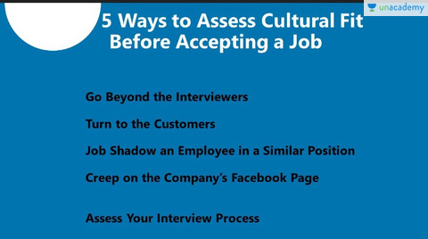 How to Assess Cultural Fit Before Joining The New Job