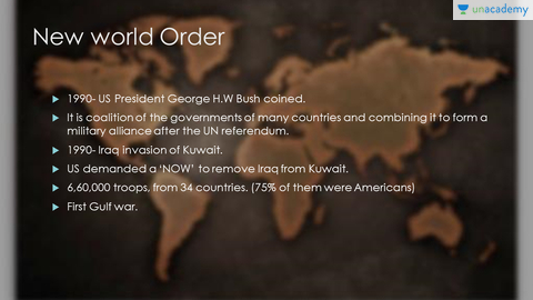 Iraqi Invasion on Kuwait   US Hegemony in World Politics: Class 12