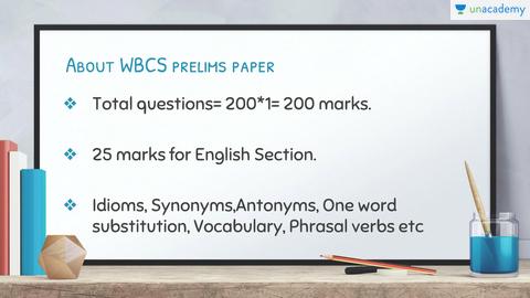 Overview (in Bengali) | (Bengali) WBCS Mains Compulsory