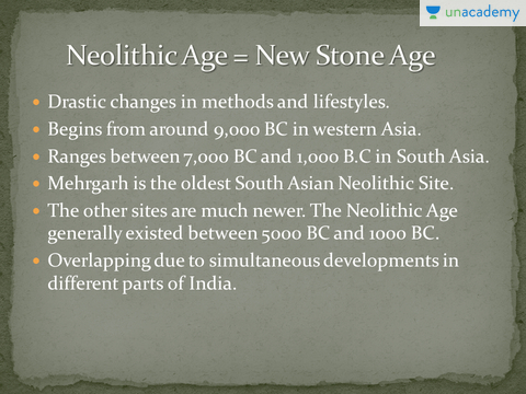 neolithic revolution essay introduction Occurred during the neolithic revolution directions: write a well-organized essay that includes an introduction, several paragraphs, and a conclusion.