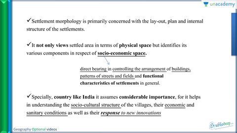 morphology of rural settlements in malda 2 essay But classical classification puts them into two major categories : (a) rural settlements, and (b) urban settlements rural settlements are characterised by pri­mary occupation, extensive land use pattern, low density of population, slow and old means of trans­port and communication, poor economic develop­ment, traditional way of life, greater spirit.