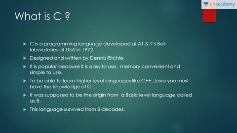 Learn Programming using C Language