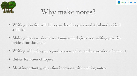 Art of Effective Notes Making: Environment and Ecology for UPSC CSE