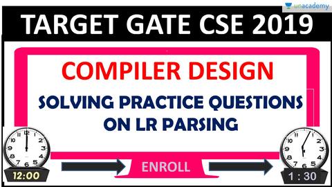 GATE (CS and IT) | GATE | Test Preparation - Unacademy