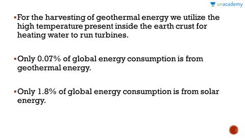 geothermal energy quiz