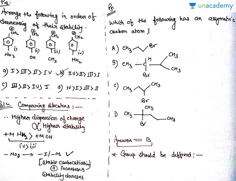 chemistry problems - Parfu kaptanband co