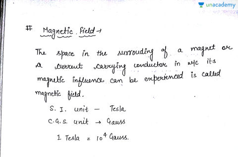 Force Between Two Magnetic Poles (in Hindi)