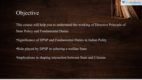 Relation between fundamental rights and dpsp