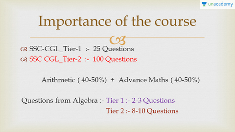 (Hindi) Algebra Made Easy For Each and Every Exam